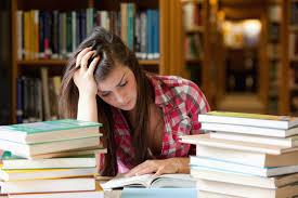 Studenti verso l'esaurimento
