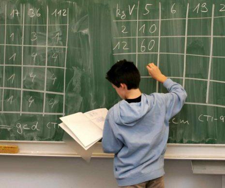 Prova cantonale di matematica alle Scuole Medie